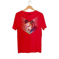 Şanışer - HollyHood - Şanışer Pinales Kırmızı T-shirt