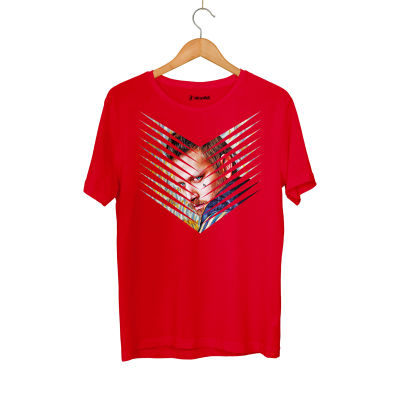 HH - Şanışer Pinales Kırmızı T-shirt