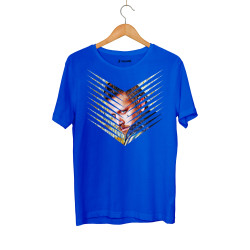 Şanışer - HollyHood - Şanışer Pinales Mavi T-shirt