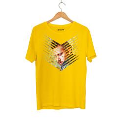 Şanışer - HollyHood - Şanışer Pinales Sarı T-shirt
