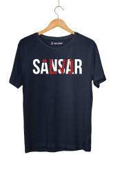 Sansar Salvo - HH - Sansar Salvo New Lacivert (BK) T-shirt
