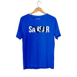 Sansar Salvo - HollyHood - Sansar Salvo New Mavi T-shirt