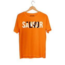 Sansar Salvo - HollyHood - Sansar Salvo New Turuncu T-shirt