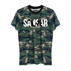 Sansar Salvo - HH - Sansar Salvo New Kamuflaj (BS) T-shirt