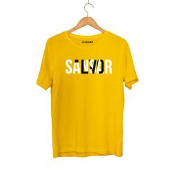Sansar Salvo - HollyHood - Sansar Salvo New Sarı T-shirt