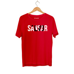 Sansar Salvo - HollyHood - Sansar Salvo New Kırmızı T-shirt