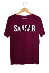 Sansar Salvo - HH - Sansar Salvo New Bordo T-shirt
