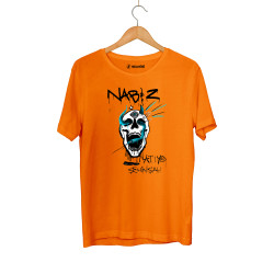 Şehinşah - HH - Şehinşah Skull Beat Turuncu T-shirt