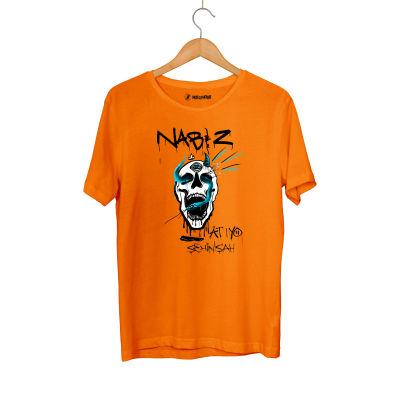 HH - Şehinşah Skull Beat Turuncu T-shirt