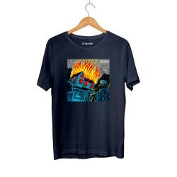 Şehinşah - HollyHood - Şehinşah Yak Lacivert T-shirt