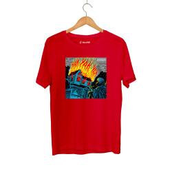 Şehinşah - HH - Şehinşah Yak Kırmızı T-shirt