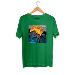 Şehinşah - HollyHood - Şehinşah Yak Yeşil T-shirt