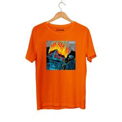 Şehinşah - HollyHood - Şehinşah Yak Turuncu T-shirt