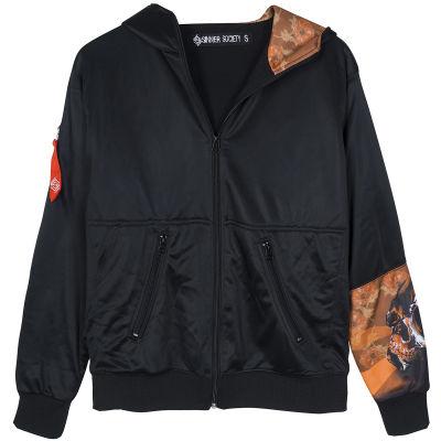 Sinner Brand Siyah Ceket