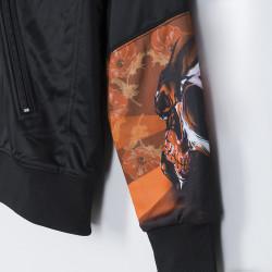 Sinner Brand Siyah Ceket - Thumbnail