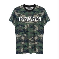 Cegıd - HollyHood - Cegıd Trapanasyon Kamuflaj T-shirt