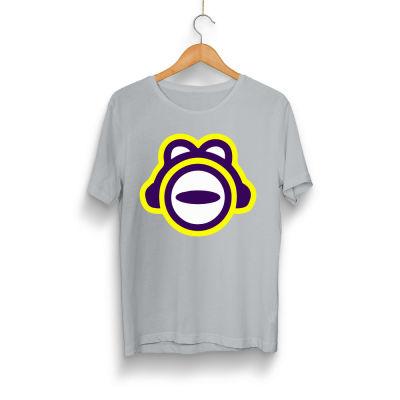 HH - ThetaBeta Logo Gri T-shirt