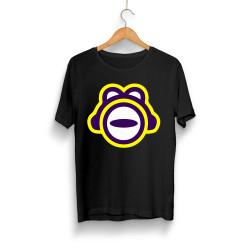 Thetabetaplays - HH - ThetaBeta Logo Siyah T-shirt