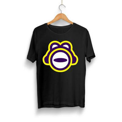 HH - ThetaBeta Logo Siyah T-shirt