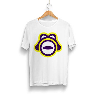 HH - ThetaBeta Logo Beyaz T-shirt