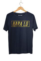 Velet - HH - Velet Hara Lo Gold Edition Lacivert T-shirt