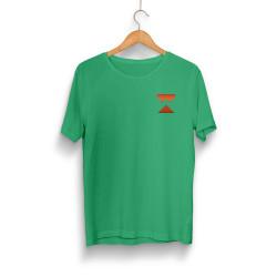 Wtcnn - HH - Wtcnn Arma Yeşil T-Shirt