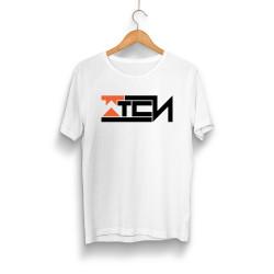 Wtcnn - HH - Wtcnn Logo Beyaz T-Shirt