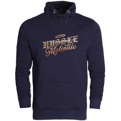 HollyHood - Hussle and Motivate Cepli Hoodie