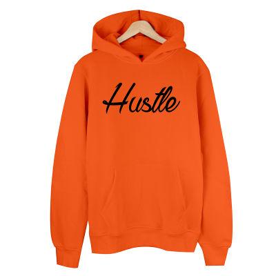 HH - Hustle Turuncu Hoodie