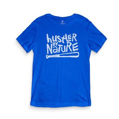 HH - Hustler By Nature Mavi T-shirt
