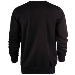 Hyper X - Army Siyah Sweatshirt - Thumbnail