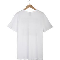 Hyper X - Baseball LA Beyaz T-shirt - Thumbnail