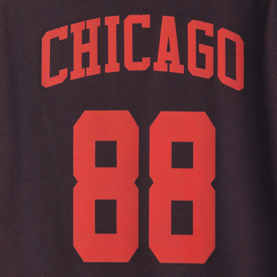 Hyper X - Chicago 88 Siyah Forma