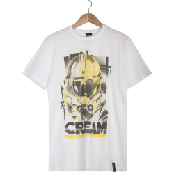 Hyper X - Hyper X - Cream Beyaz T-shirt