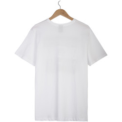 Hyper X - Cream Beyaz T-shirt - Thumbnail
