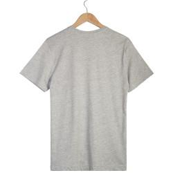 Hyper X - Cut Gri T-shirt - Thumbnail