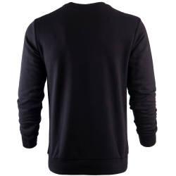 Hyper X - Nothing Siyah Sweatshirt - Thumbnail