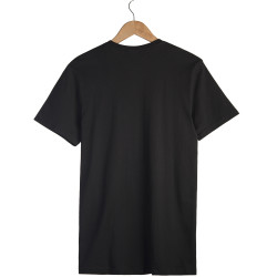 Hyper X - Baseball LA Siyah T-shirt - Thumbnail