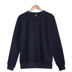 Hyper X - Hyper X - Basic Lacivert Sweatshirt