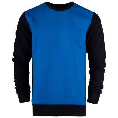 Hyper X - Mavi & Siyah Sweatshirt