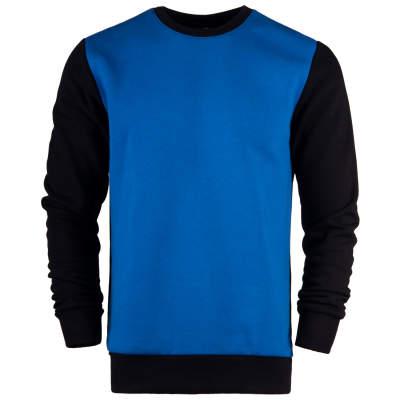 Hyper X - Hyper X - Mavi & Siyah Sweatshirt