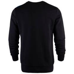 Hyper X - Mavi & Siyah Sweatshirt - Thumbnail