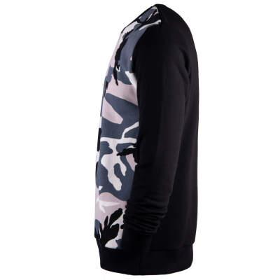 Hyper X - Navy Kamuflaj Sweatshirt