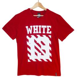 Hyper X - Hyper X - White 13 Kırmızı T-shirt