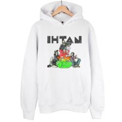 DJ Artz - HH - DJ Artz Ihtan Beyaz Hoodie