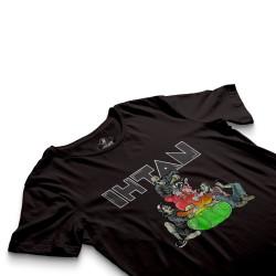 HH - DJ Artz Ihtan Siyah T-shirt - Thumbnail