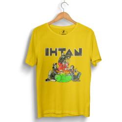 DJ Artz - HollyHood - DJ Artz Ihtan Sarı T-shirt
