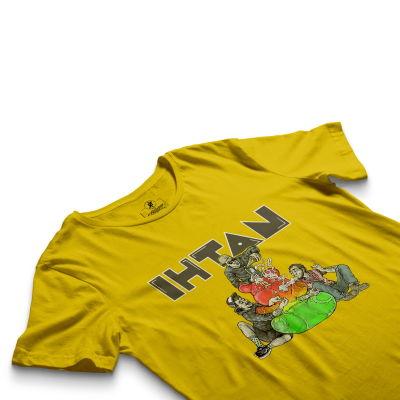 HH - DJ Artz Ihtan Sarı T-shirt