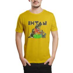 HH - DJ Artz Ihtan Sarı T-shirt - Thumbnail
