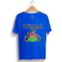 DJ Artz - HollyHood - DJ Artz Ihtan Mavi T-shirt